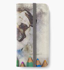 pug iPhone Wallet/Case/Skin