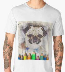 pug Men's Premium T-Shirt