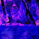 rock and sand unnatural blues by aaeiinnn