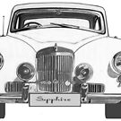 Armstrong Siddeley 234/236 'Baby' Sapphire by greenbeam