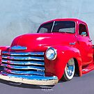 Red Chev by Keith Hawley