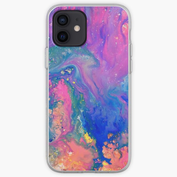 Abstract Magic 14 iPhone Soft Case