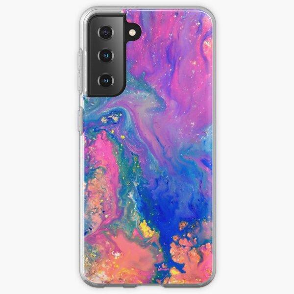 Abstract Magic 14 Samsung Galaxy Soft Case