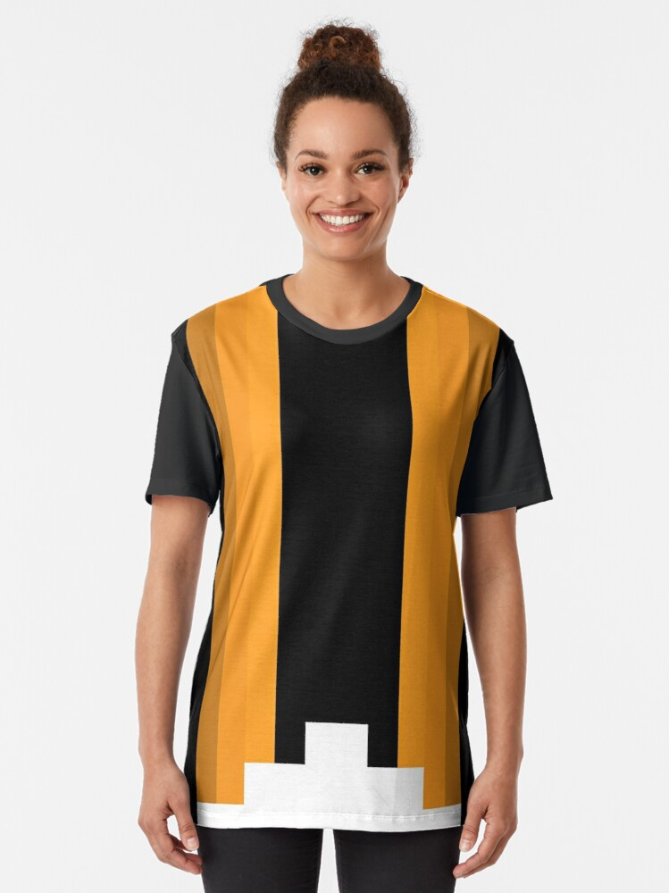 Alternate view of #business #abstract #color #isolated #illustration #white #black #red #design #blue #concept #3d #symbol #yellow #graph #bar #sign #growth #graphic #icon #orange #screen #green #light #finance Graphic T-Shirt