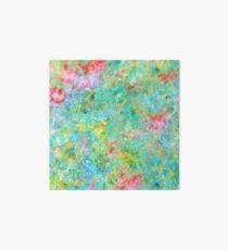 Tropical Waters Abstract #sabidussi #redbubble #decor #artprints Art Board Print