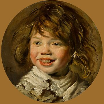 "Frans Hals ""Laughing boy"" by ALD1"