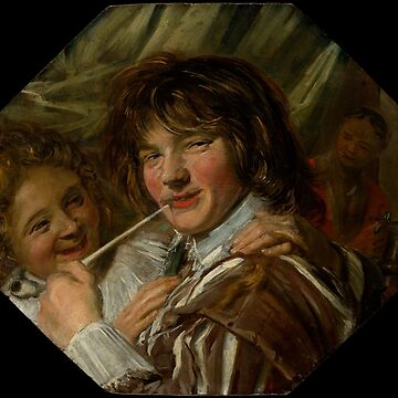 "Frans Hals ""The smoker"" by ALD1"
