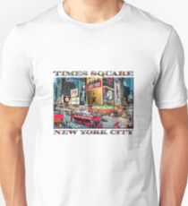 Times Square II Special Edition I Slim Fit T-Shirt