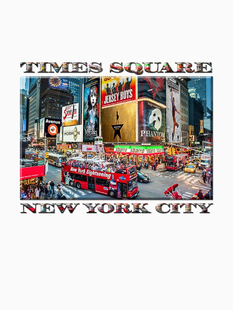 Times Square II Special Edition I by RayW