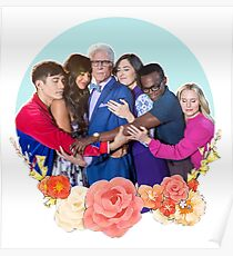 the good place cast Poster