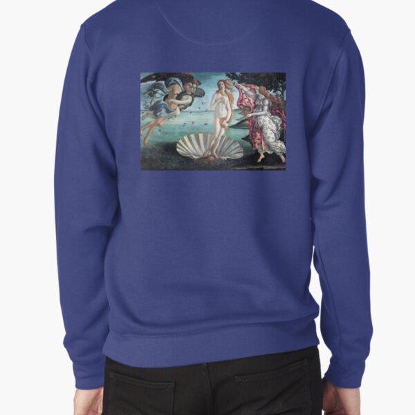 The Birth of Venus Pullover Sweatshirt