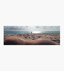 Sand Dunes, a Nude by Chris Maher #8660-RCB Photographic Print