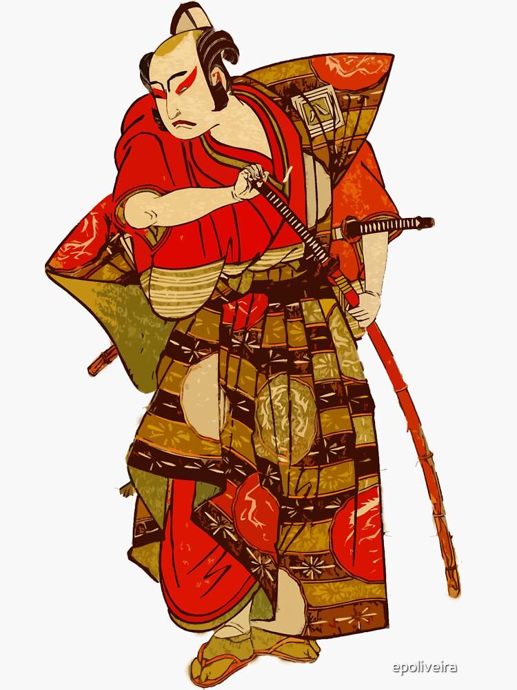 Japan Samurai Warrior | by epoliveira