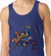 Sly Cooper and Camelita Fox Tank Top