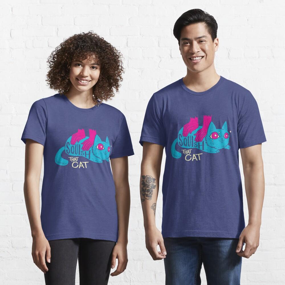 Squish that Cat! Essential T-Shirt