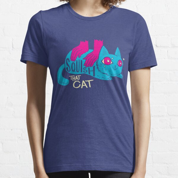 Squish that Cat! Essential T-Shirt