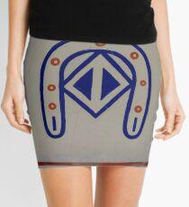Emblem, #Emblem Mini Skirt