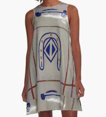 Emblem, #Emblem A-Line Dress