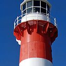 Moore Point Lighthouse, Geraldton, Western Australia by Adrian Paul