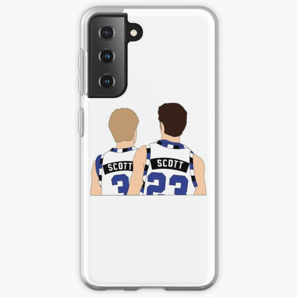 Scott Brothers Graphic One Tree Hill Samsung Galaxy Soft Case