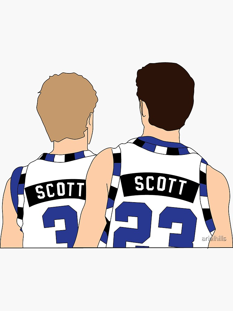 Scott Brothers Graphic One Tree Hill by arielhills