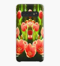Tulips (digital painting) Case/Skin for Samsung Galaxy