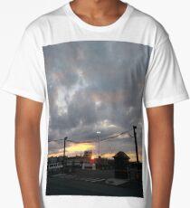 Evening, #Evening Long T-Shirt