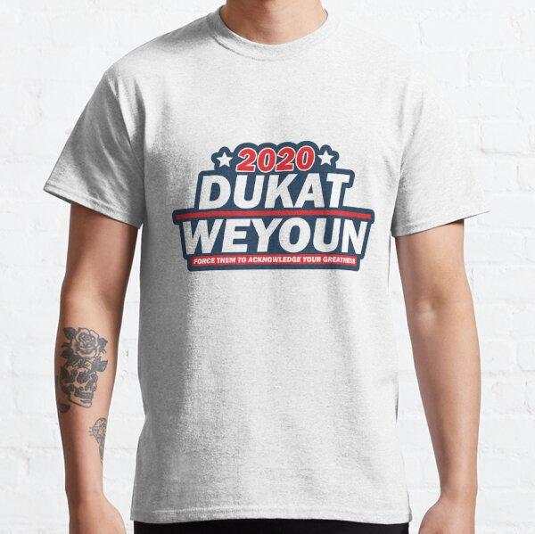 Dukat - Weyoun 2020 Presidentials  Classic T-Shirt