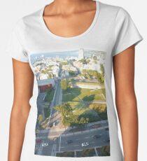 Quebec #Quebec Women's Premium T-Shirt