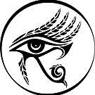 Eye of Horus by Keith G. Hawley