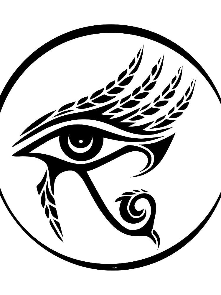 Auge des Horus von KeithHawley