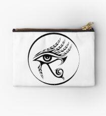 Eye of Horus Zipper Pouch