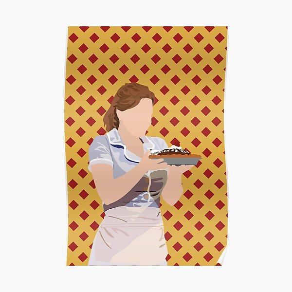 Sugar. Butter. Flour. Poster