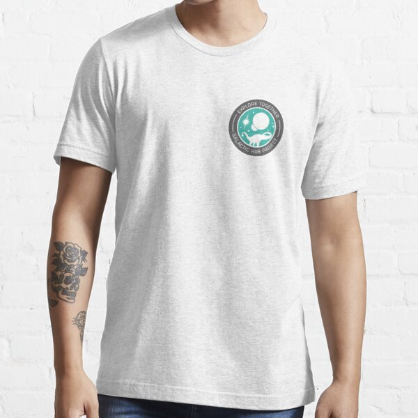 Galactic Hub Project - Explore Together Essential T-Shirt