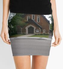 #Chapel #Typeofplaceofworship #Christian #place #prayer #worship #attached #larger #often #nonreligious #institution #considered #extension #primary #religious #institution Mini Skirt