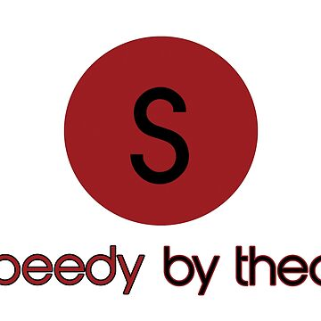 Speedy by Thea by DrawingMaurice