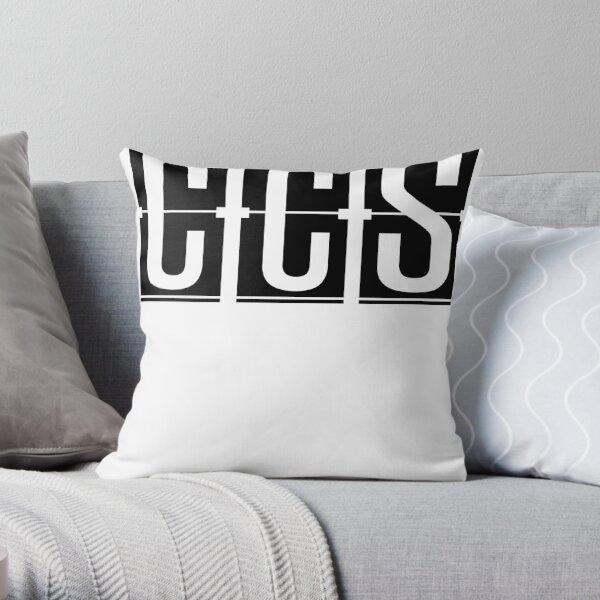 CCS - Maiquetia - Venezuela - Airport Code Souvenir of Gift Design Throw Pillow