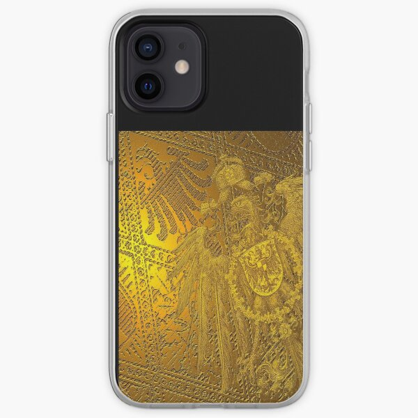 1888 Imperial German Eagle  iPhone Soft Case