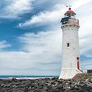 Port Fairy Lighthouse by Vickie Burt
