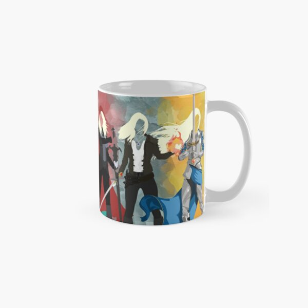 Throne of Glass Series Watercolor Classic Mug