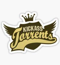 Kickass Torrent Sticker