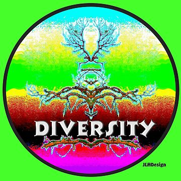 Diversity by JLHDesign