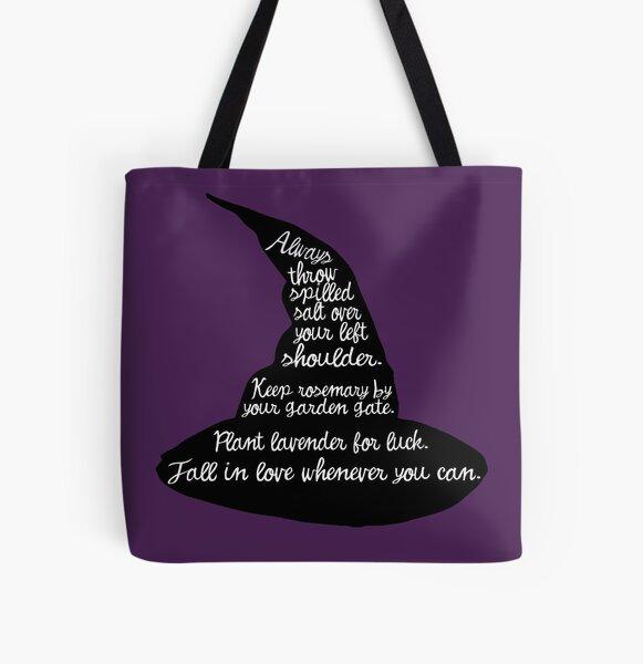 Practical Magic All Over Print Tote Bag