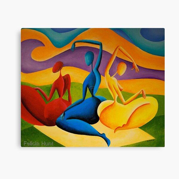 Sunset Boogie Canvas Print