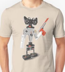 ControlBot4000 Unisex T-Shirt
