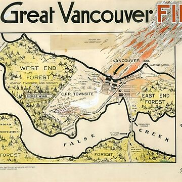 The Great Vancouver Fire by FOVCA
