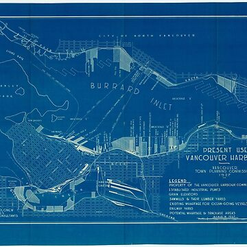 Present uses of Vancouver Harbour (1927) by FOVCA