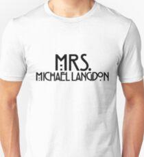 Mrs Michael Langdon Unisex T-Shirt