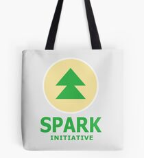 Spark Initiative Regular Show  Tote Bag