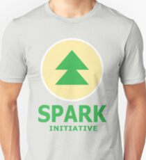 Spark Initiative Regular Show  Unisex T-Shirt